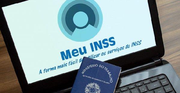 Portal Meu INSS